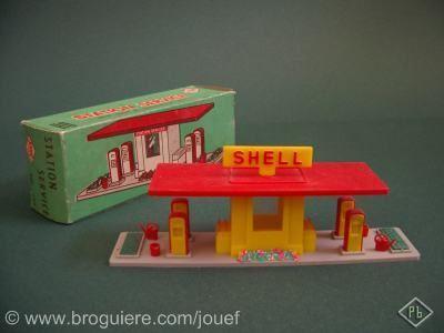 Le Petit Mus 233 E Jouef La Station Service Shell